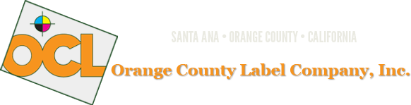 Orange County Label Co. Logo